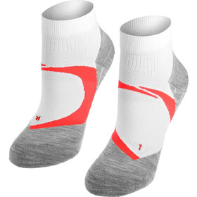 Falke RU 4 Cool Short Socks Women white/neon red